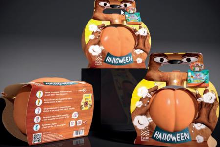 Don't just eat pumpkins during Halloween!