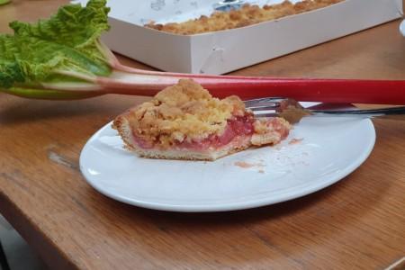 Whatever happened to rhubarb?